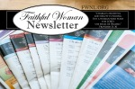 Faithful Woman Newsletter